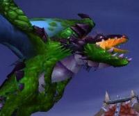 Proto-dragonnet émeraude