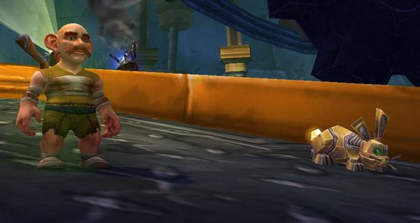 Le Chasseur Gnome à Legion