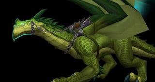 Quatrième variante de la monture Storm Dragon