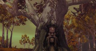 Un ancien arbre Vrykul
