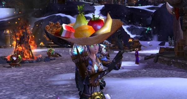 Obtenez votre chapeau de fruits hypnotisant