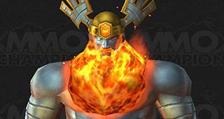 Odyn, un puissant gardien des titans