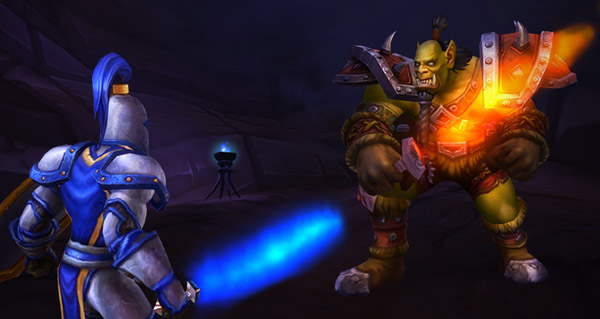 Star Wars débarque dans World of Warcraft