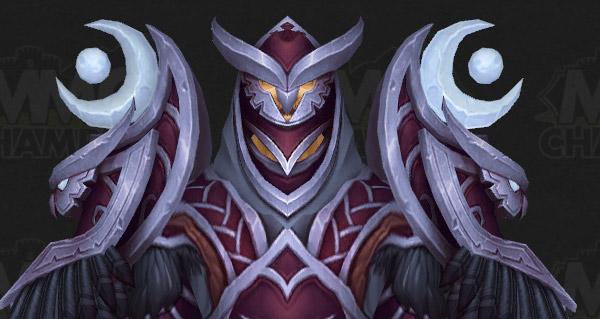Fabuleux Alpha Legion : les sets T19 du Chaman et du Druide - World of  VB46