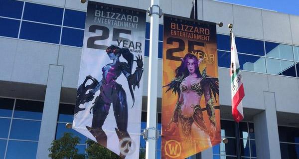 Les 25 ans de Blizzard