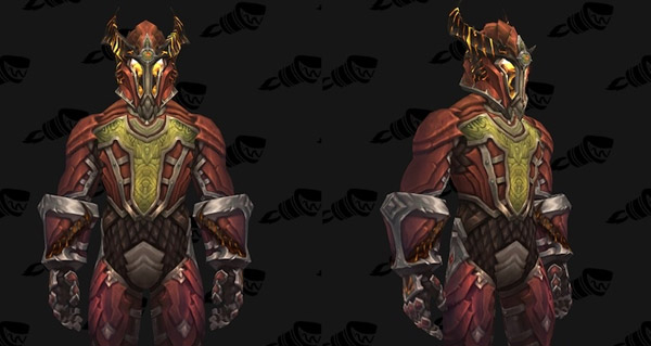 Legion : T19 Mythique du Guerrier