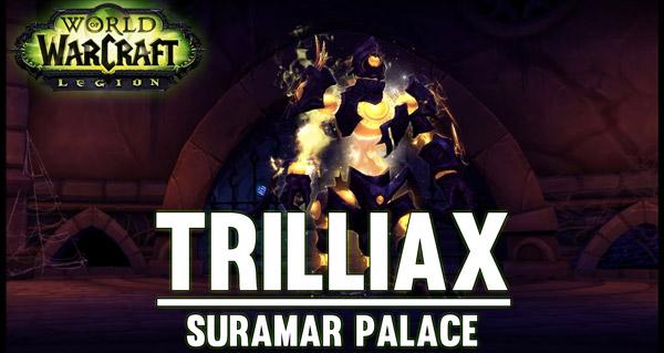 Trilliax HM Palais de Suramar