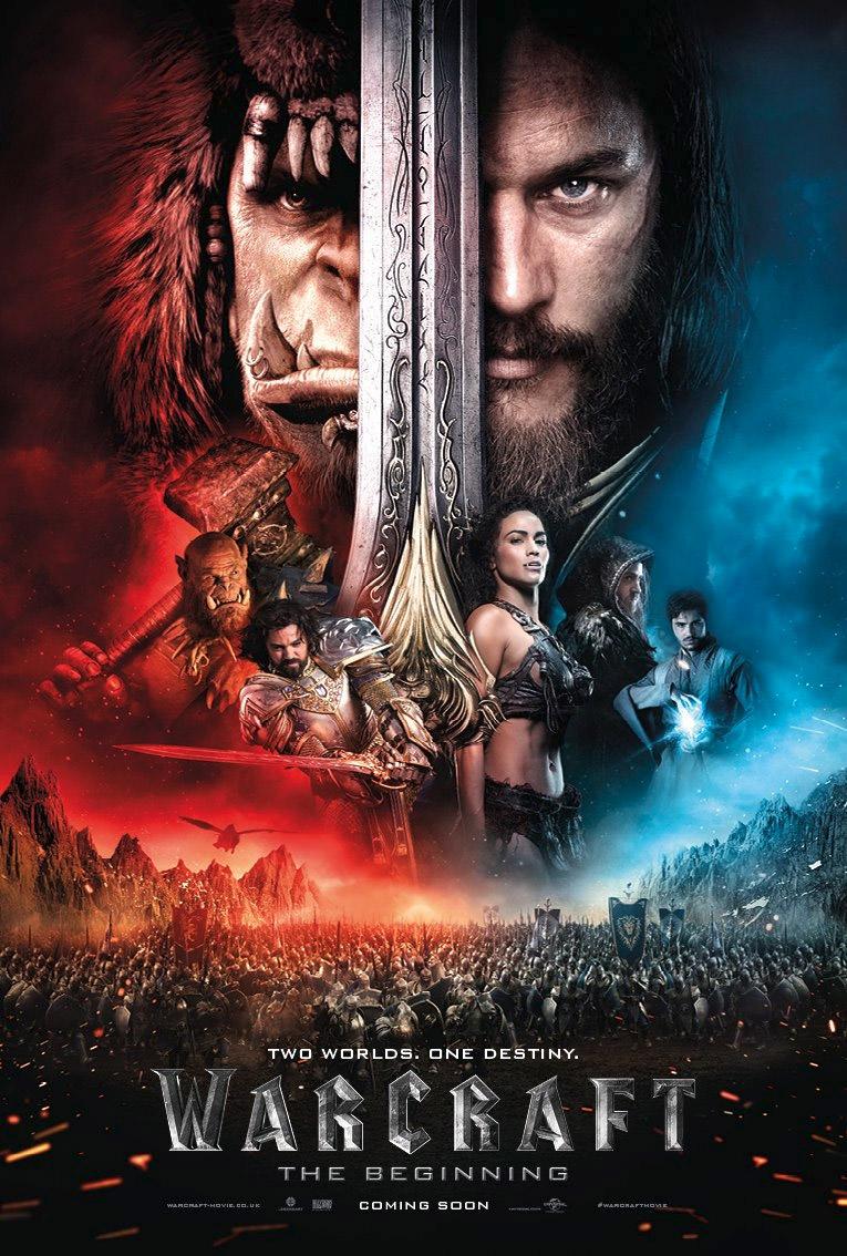 Nouvelle affiche du film Warcraft