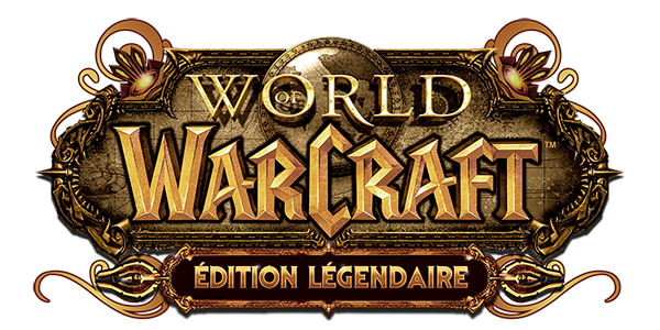 Logo World of Warcraft : Légendaire