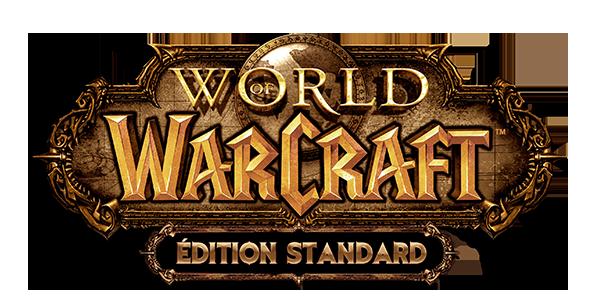 Logo World of Warcraft : Standard