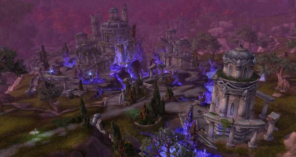 Région Legion : Azsuna en images