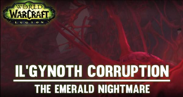 Legion : Il'gynoth HM