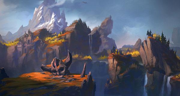 Les quêtes mondiales dans Legion