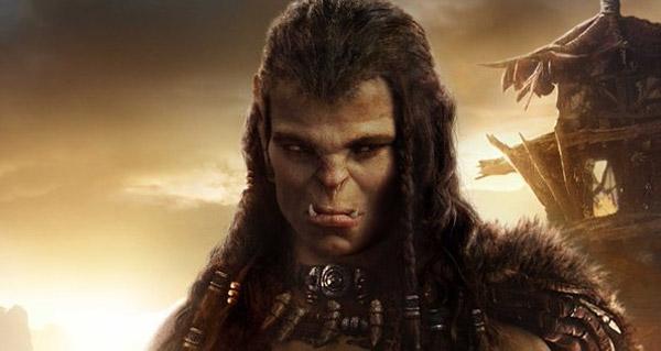 Warcraft : affiche Draka