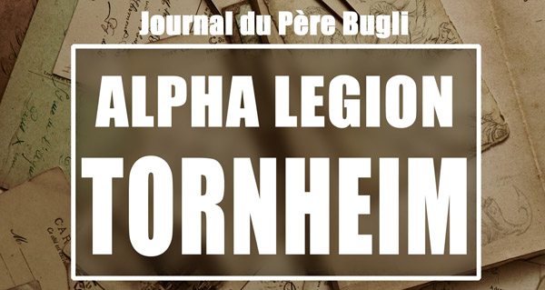 Le journal de Père Bugli : Tornheim