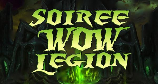 Soirée Legion Millenium : la VOD