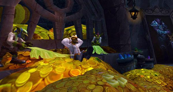Nouvelle limite d'or à Legion