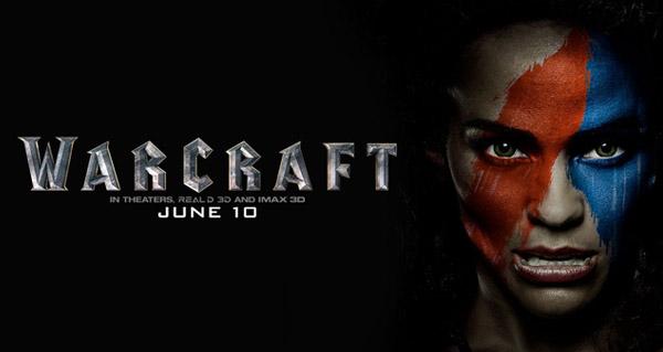 Garona du film Warcraft