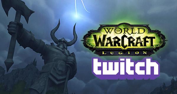 Blizzard sur Twitch le 10 mai