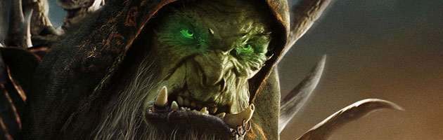 Gul'Dan est le grand méchant de Warcraft