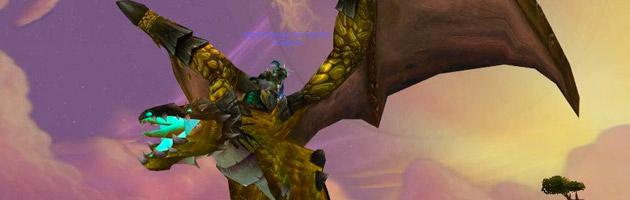 Blizzard souhaite créer des montures rares à l'image du Proto-drake perdu dans le temps