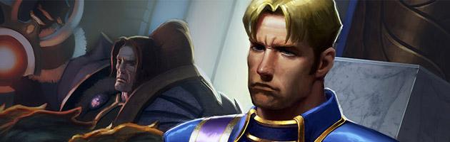 L'histoire d'Anduin évolue dans l'extension Legion