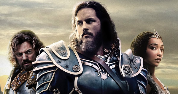 Warcraft en DVD et Blu-ray