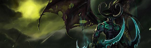 Illidan est un personnage clé de Legion