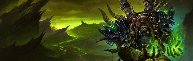 Gul'dan est le boss final du palais Sacrenuit