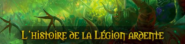 Légion ardente WoW