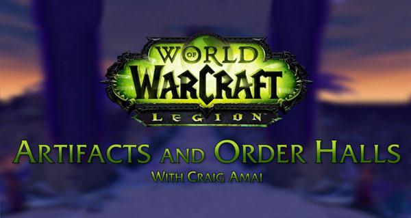 Les développeurs parlent des armes prodigieuses dans Legion