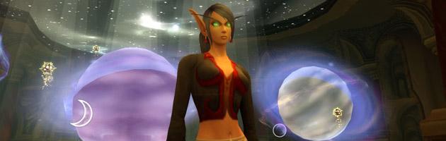 Collectionnez jusqu'à 100 chemises dans World of Warcraft