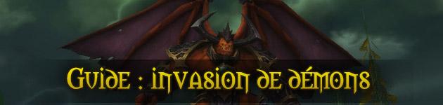 L'invasion de démons : le guide