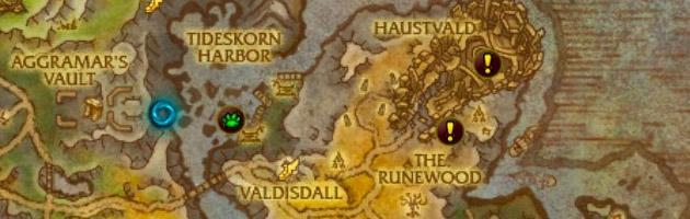 Legion proposera plus de 1 000 quêtes mondiales
