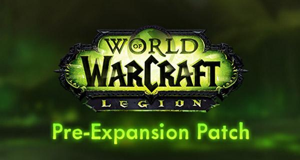 Arrivée du patch 7.0.3 le 20 juillet