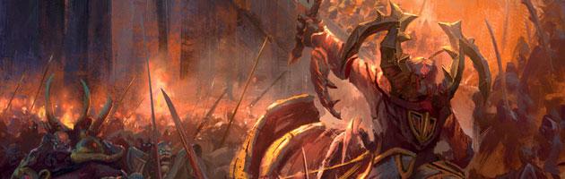 La guerre entre les Mogu et les Mantides est racontée dans Chroniques