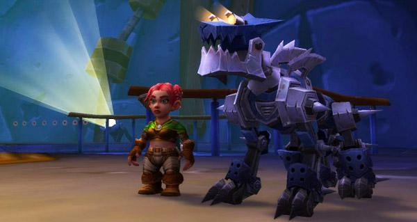 Guide des familiers mécaniques dans World of Warcraft