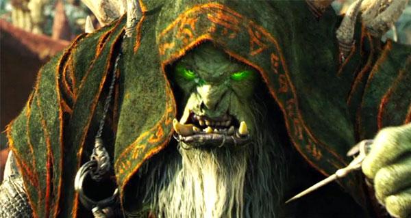 Le film Warcraft offert avec l'achat de Legion