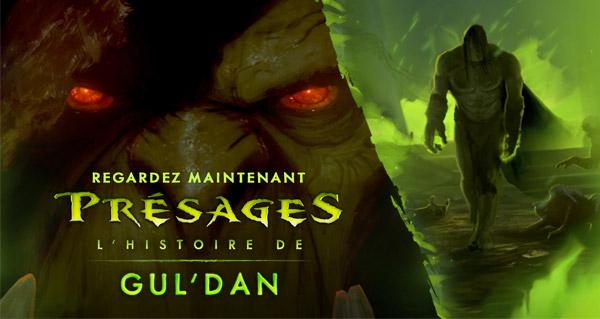 Présages : Gul'dan, le court-métrage animé est en ligne
