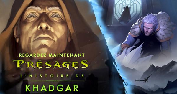 Court-métrage Présages : Khadgar