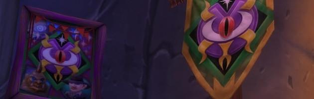 Les mages de Sombrelune peuvent vous téléporter vers le portail d'accès à Sombrelune !