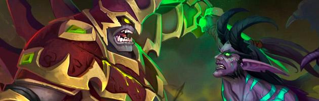 Vengeance (tank) et Dévastation (Dps) sont les deux spécialisations du Chasseur de démons