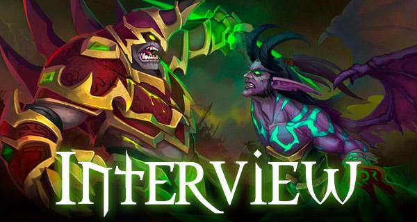 Interview Chasseur de démons