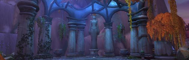 Rendez-vous à l'Atelier d'Oculeth et activez le pilier Jardin