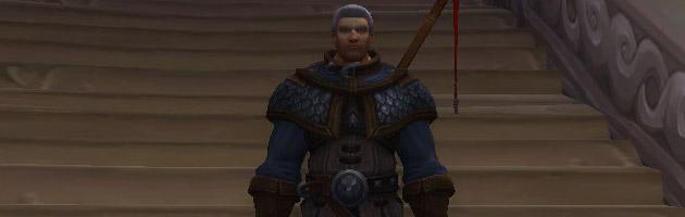 Khadgar est votre premier interlocuteur pour débloquer les missions d'expédition