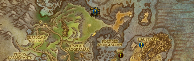 Les missions d'expédition dans World of Warcraft