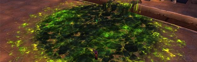 Le nouveau jouet Épandeur de corruption de poche dans World of Warcraft