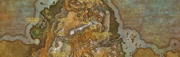 Le Noble-bois majestueux se promène au nord de Haut-Roc