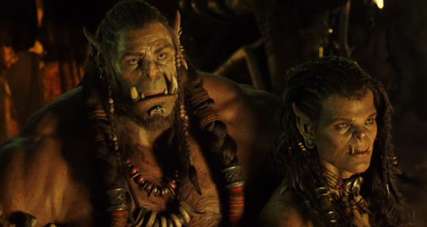 Warcraft : scène inédite