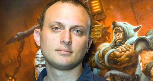 Interview de Ion Hazzikostas à la Gamescom